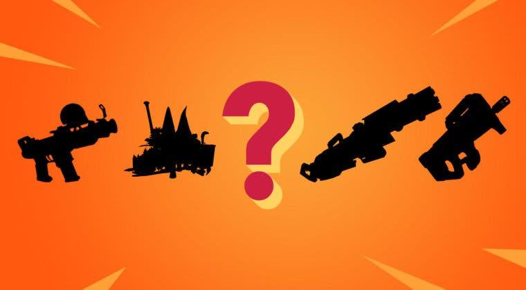 Imagen de Fortnite: todas las nuevas armas filtradas de la Temporada 5 que aún no están en el juego