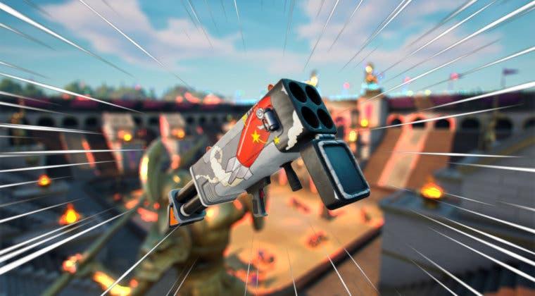 Imagen de Fortnite: cómo conseguir el Lanzador cuádruple de ráfaga, el nuevo lanzacohetes exótico del parche 15.30