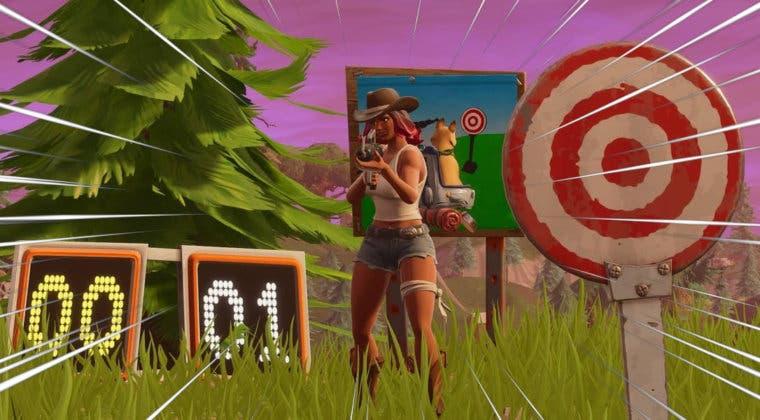 Imagen de Fortnite esconde un minijuego de tiro secreto que pocos jugadores han visto