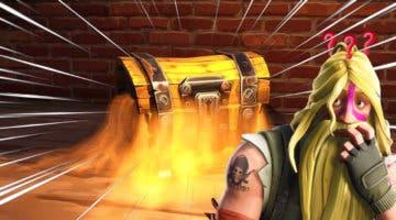 Imagen de Fortnite desvela las probabilidades de aparición de cada arma y objeto en un cofre de botín