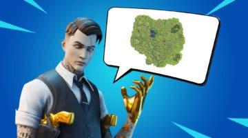 Imagen de Fortnite: crean un increíble diseño del mapa que mezcla el actual con el del Capítulo 1