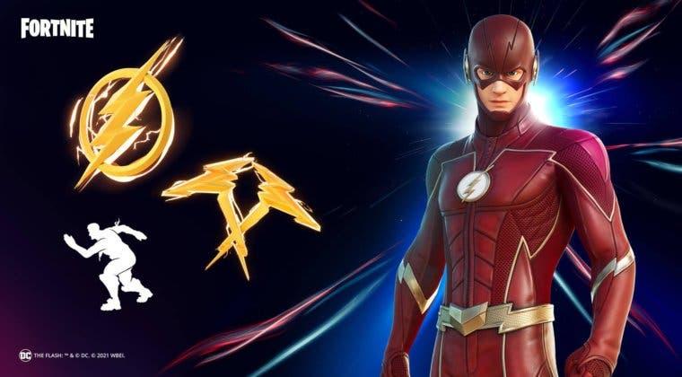 Imagen de Fortnite: cómo conseguir gratis la nueva skin de Flash del battle royale