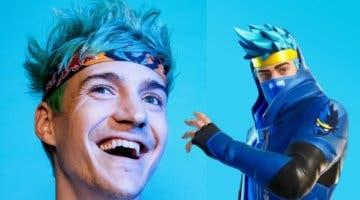 Imagen de ¿Ninja vuelve a Fortnite? Hacia ello apunta el streamer con una imagen clara y rotunda