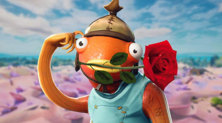 Imagen de Guía de Fortnite: Encuentra una rosa en la granja de acero o en El Huerto