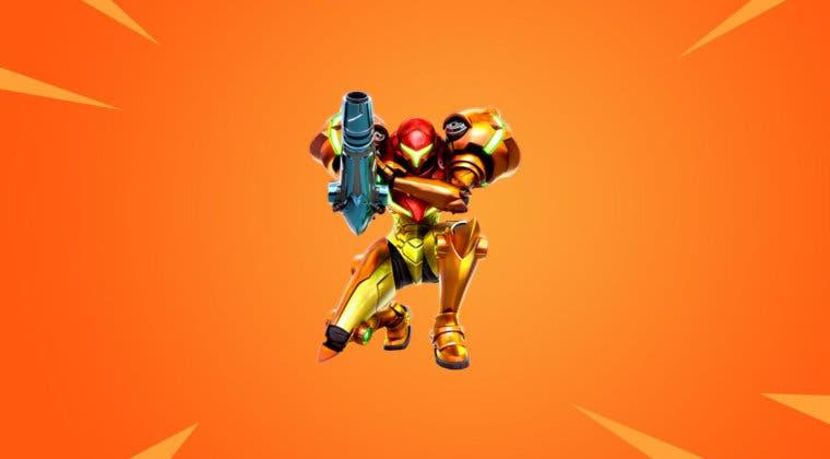 Imagen de Fortnite: así sería la impresionante skin de Samus de Metroid creada por un fan