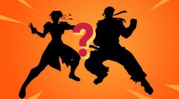 Imagen de Fortnite filtra las dos nuevas skins de su crossover con Street Fighter