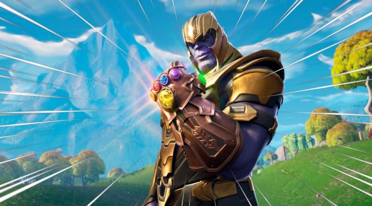 Imagen de ¿Thanos de vuelta en Fortnite? Nuevas pistas apuntan hacia dicha posibilidad