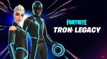 Imagen de Fortnite recibe las nuevas skins de Tron: descubre cuál es su precio y cómo son sus estilos