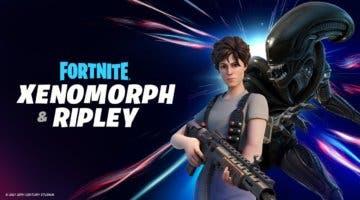 Imagen de El Xenomorfo y Ripley llegan a Fortnite con sus nuevas skins; descubre su precio y su aspecto