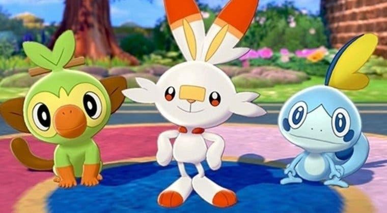 Imagen de Elige al mejor Pokémon inicial: ¿Grookey, Scorbunny o Sobble?