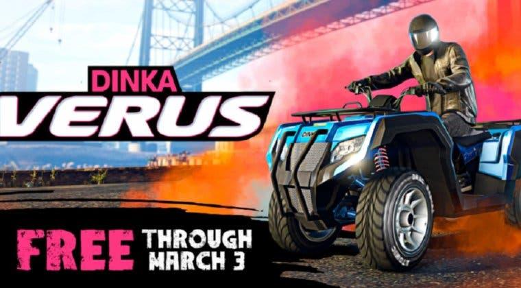 Imagen de Actualización GTA Online: consigue el nuevo Dinka Verus gratis y dinero extra