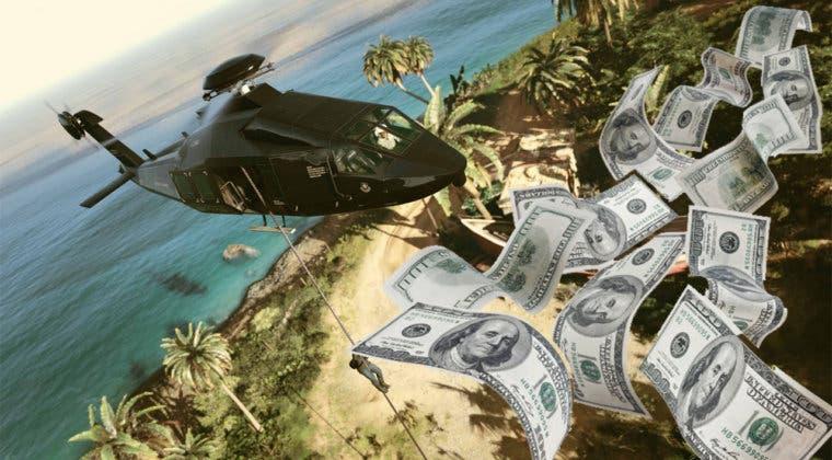 Imagen de GTA Online: consigue un 50% extra de dinero en el Golpe al Cayo Perico esta semana y mucho más