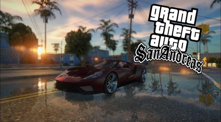 Imagen de Nuevas pistas sugieren que los remasters de GTA San Andreas, Vice City y más son reales
