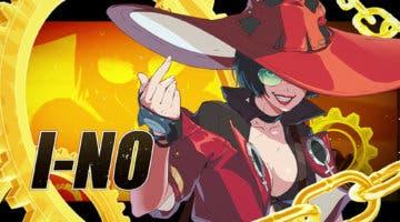 Imagen de Guilty Gear: Strive presenta a I-No y cierra su plantel base de luchadores