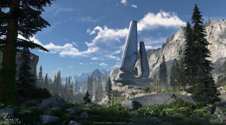 """Imagen de Halo Infinite es descrito por sus autores como un """"reboot espiritual"""" de la franquicia"""