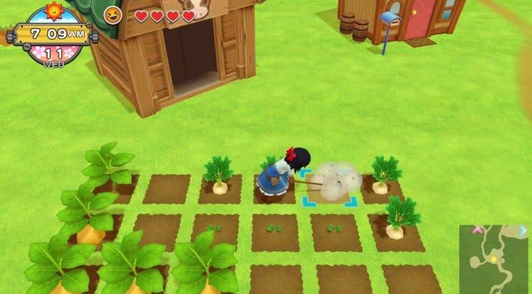 Imagen de Harvest Moon: Un Mundo Único - Guía para mejorar las herramientas