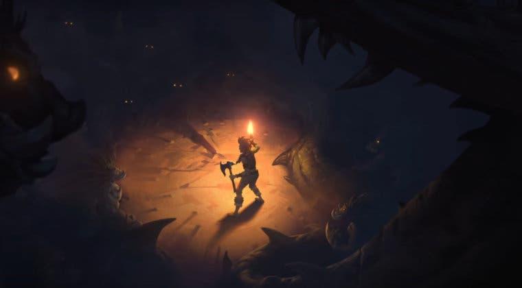 Imagen de Hearthstone comparte un teaser de su nueva expansión y nos emplaza a la BlizzCon