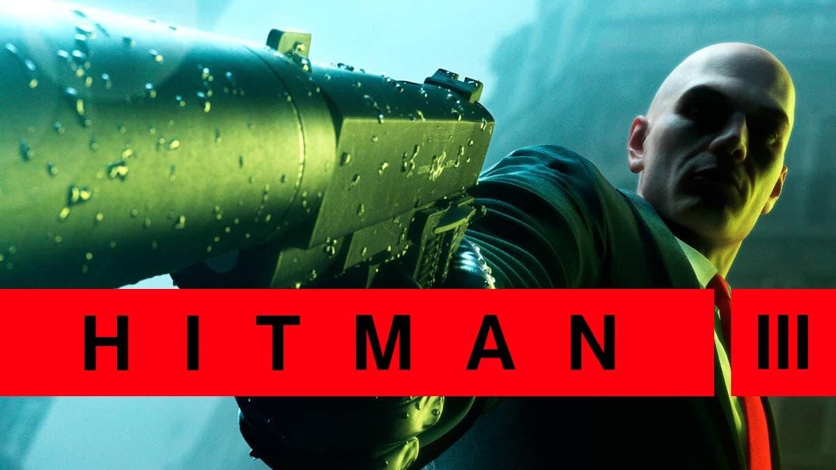 hitman 3 dlc