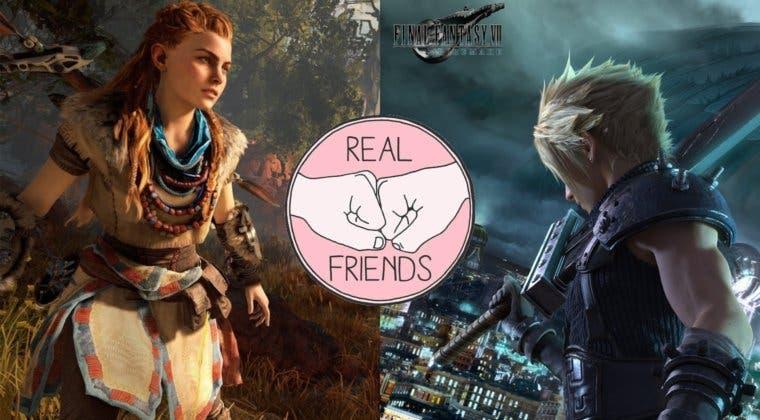 Imagen de El codirector de Final Fantasy VII Remake fue influenciado por Horizon Zero Dawn