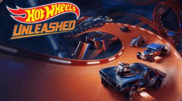 Imagen de HotWheels Unleashed anunciado con fecha de lanzamiento y un primer tráiler