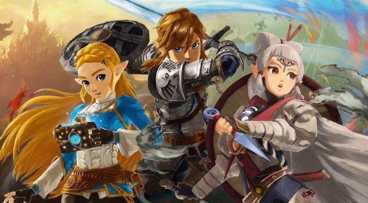 Imagen de Hyrule Warriors: La era del Cataclismo anuncia su nuevo pase de expansión