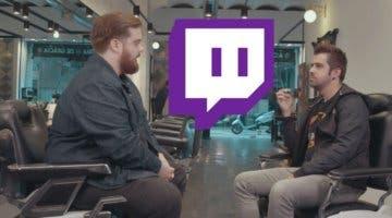 Imagen de Ibai vuelve a arrasar en Twitch en su entrevista con Auronplay