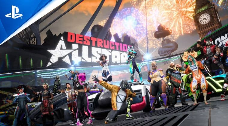 Imagen de Destruction AllStars tiene contenido ya preparado para su primer año