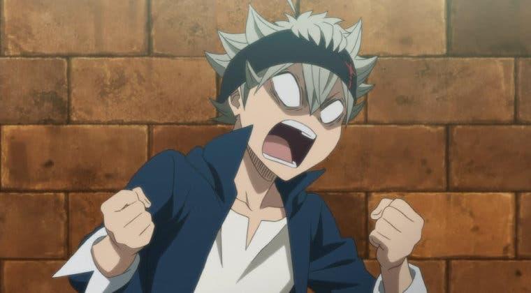 Imagen de El anime de Black Clover fecha su final; se prepara un gran anuncio