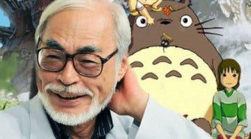 Imagen de Hayao Miyazaki pudo detectar de un vistazo la miopía de uno de los animadores de Studio Ghibli