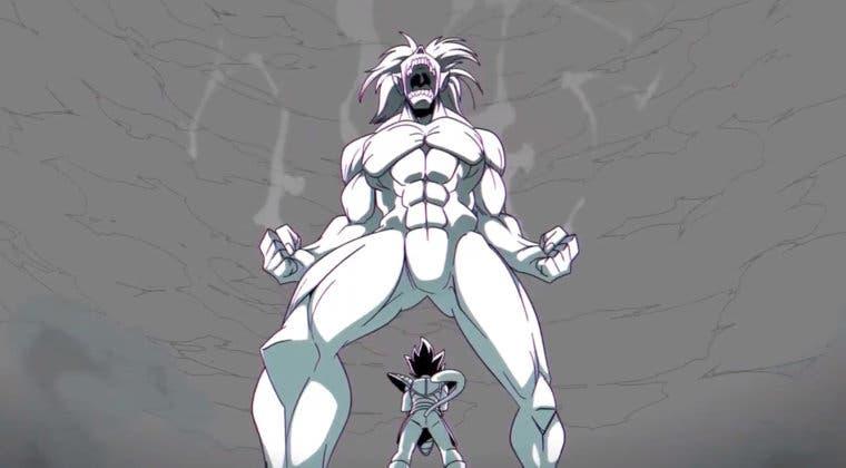 Imagen de Dragon Ball vs. Ataque a los Titanes; así es la brutal animación fan de Vegeta contra Eren