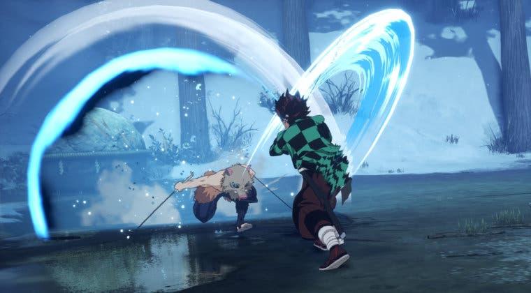 Imagen de Kimetsu no Yaiba – Hinokami Keppuutan: Explicado el sistema de combate del juego