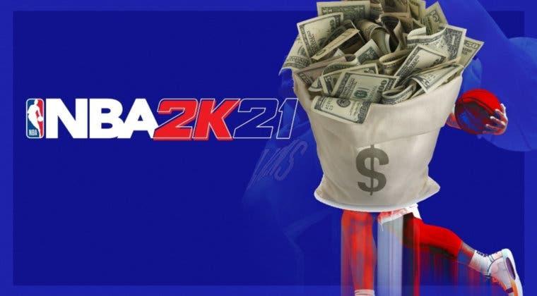 Imagen de NBA 2K21 supera los 8 millones de copias vendidas; más juegos de Take-Two podrían aumentar su precio