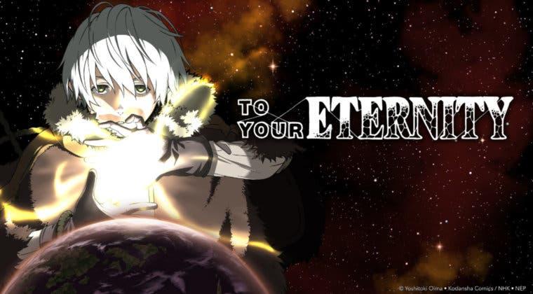 Imagen de El anime de To Your Eternity (A Silent Voice) pone fecha a su estreno