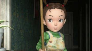 Imagen de Earwig y la Bruja (Studio Ghibli) tendrá nuevo contenido en cines