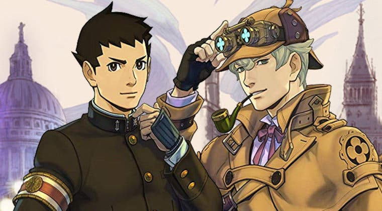 Imagen de The Great Ace Attorney Chronicles apunta a llegar a Occidente