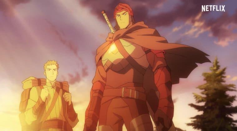 Imagen de Dota: Sangre de Dragón - Fecha y tráiler del anime de Netflix junto a Valve