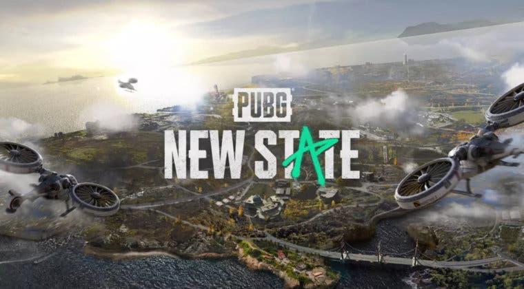 Imagen de Anunciado PUBG: New State, el salto al futuro del battle royale