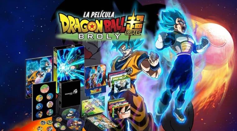 Imagen de Dragon Ball Super: Broly - Contenido, fecha, extras y más de la nueva edición coleccionista