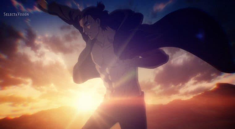 Imagen de Shingeki no Kyojin 4x12: Tomando el control