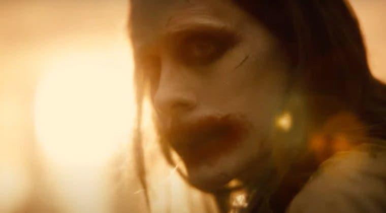 Imagen de Snyder Cut: El Joker de Jared Leto vive en una Sociedad