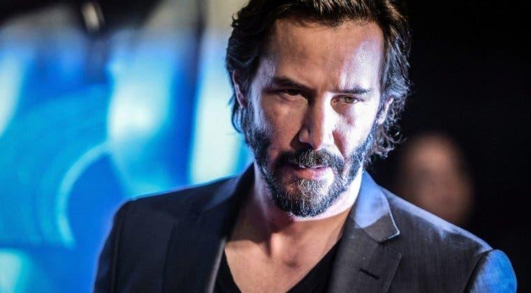 Imagen de Keanu Reeves habría rechazado el papel de Kraven en un spin-off de Spider-Man