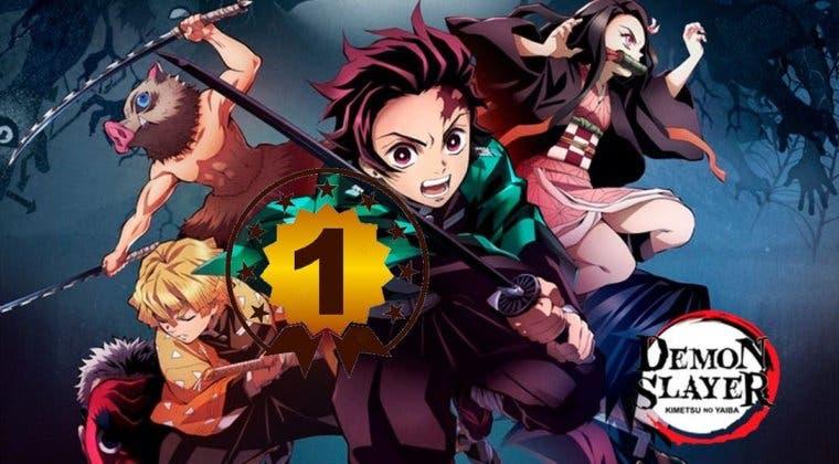 Imagen de Kimetsu no Yaiba impulsó el mejor año de la historia del manga en 2020