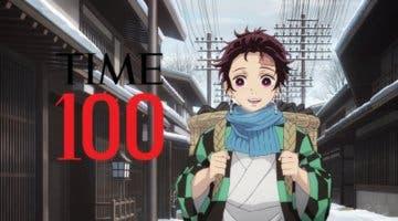 Imagen de Koyoharu Gotouge (Kimetsu no Yaiba) hace historia y entra en el selecto grupo TIME 100
