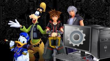 Imagen de Kingdom Hearts 3 para PC revela sus requisitos mínimos y recomendados