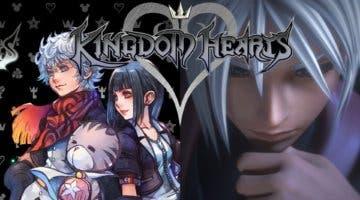 Imagen de Kingdom Hearts Union χ y Kingdom Hearts Dark Road anuncian su cierre