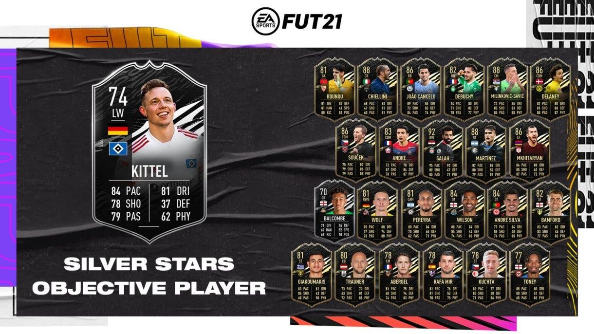 FIFA 21 Ultimate Team Equipo de la Semana TOTW 19