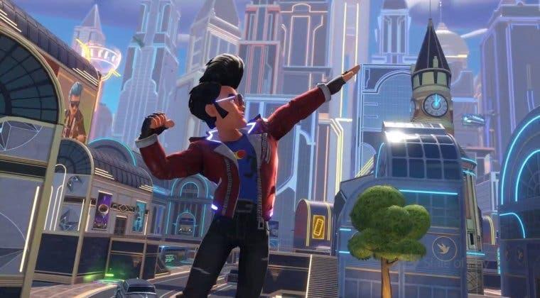 Imagen de Knockout City revela su llegada a PlayStation junto a un tráiler en el State of Play