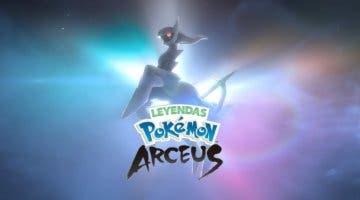 Imagen de Las 5 claves de Leyendas Pokémon: Arceus - Revolución en la franquicia