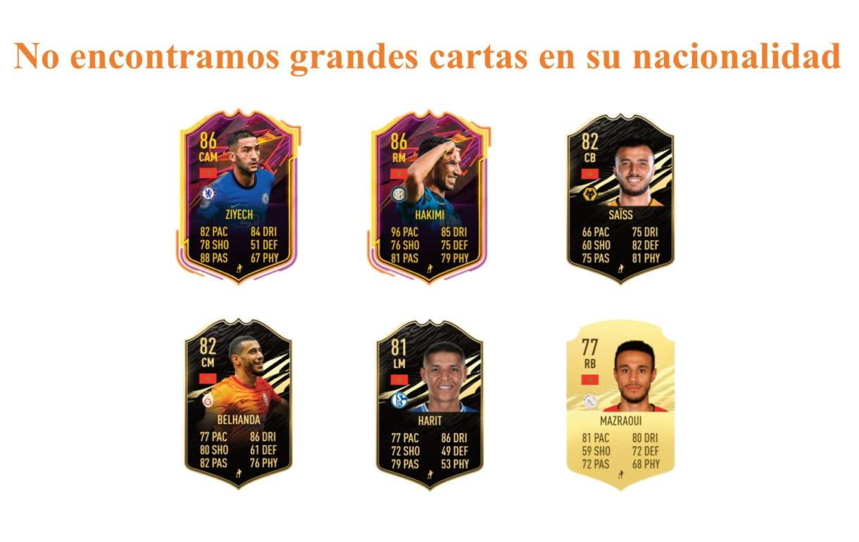 En-Nesyri POTM Liga Santander links naranjas FIFA 21 Ultimate Team