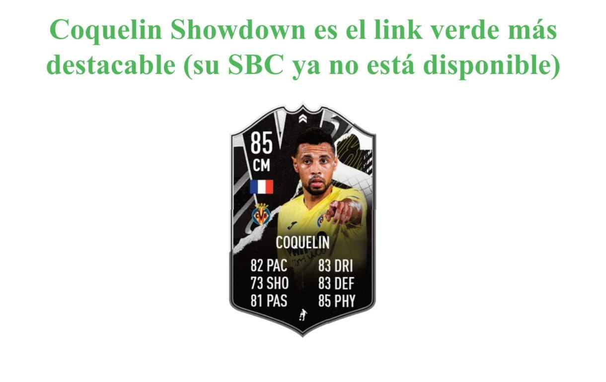 Estupiñán Future Stars link verde FIFA 21 Ultimate Team